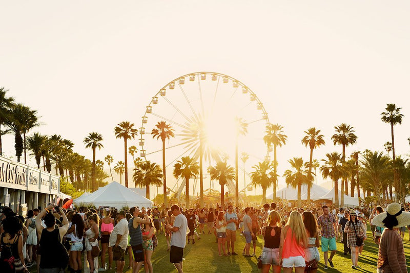 It's Coachella time &  Here are our top favourite festival fashions for the ladies.