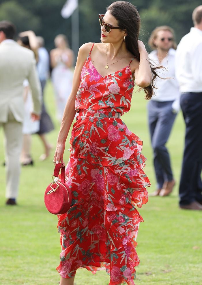 What to wear to the race Melbourne cup Floral dress