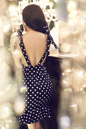 FEARLESS POLKA DOT DRESS - DRESS - Koogal.com.au