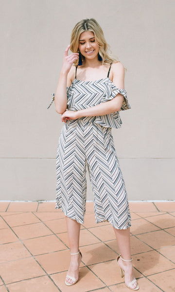 MAKE WAVE JUMPSUIT
