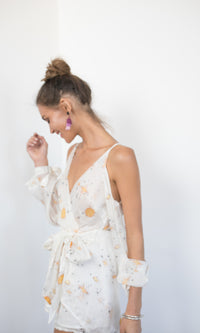 TWINKLE COLD SHOULDER SHORT JUMPSUIT ROMPER - Koogal