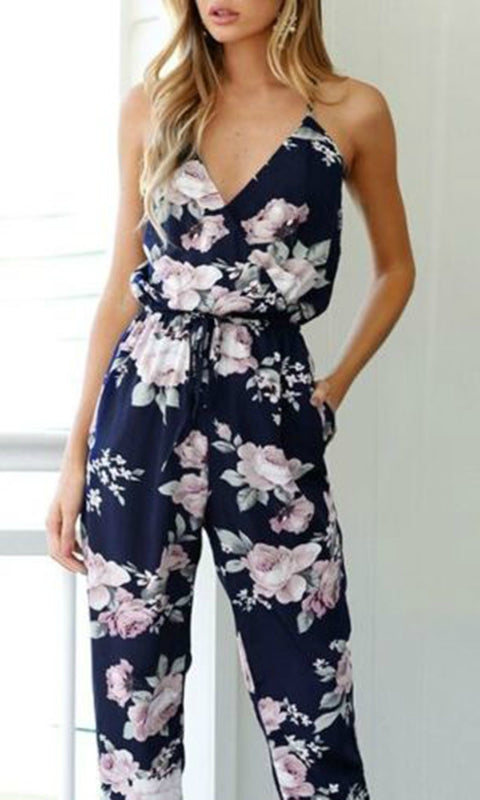 ALICE FLORAL JUMPSUIT