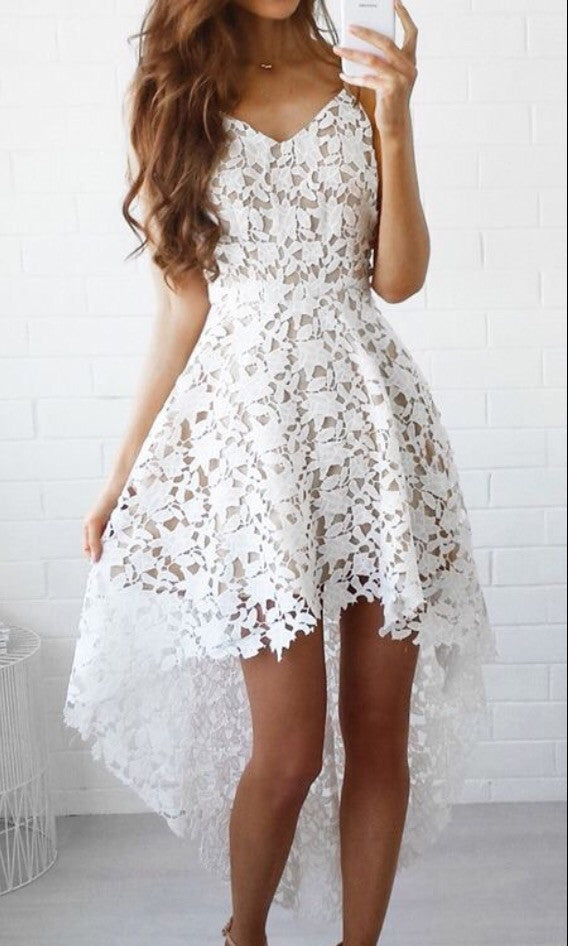 MARIA LACE DRESS - DRESS - Koogal.com.au