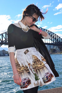 PICTURESQUE DRESS - BOTTOMS - Koogal.com.au