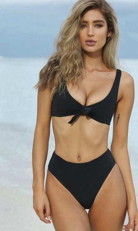 SEXY TIED UP 2 PIECE BIKINI - Bikini - Koogal.com.au