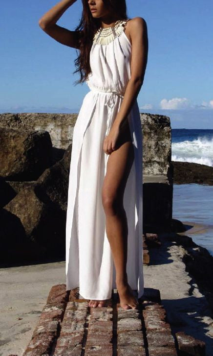 BEACH DREAM MAXI DRESS