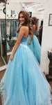 2020 Strapless Long Prom Dresses Fashion Long Beaded Quinceanera Dress Custom Made Long School Dance Dress Women's Pagent Dresses PD0039