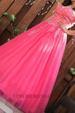 Discount Fashion Beaded Appliques Quinceanera Dress Custom Made Long Graduation Party Dress PD165