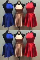 Simple Short Homecoming Dresses 2020, Custom Made Cocktail Dresses, Fashion Short School Dance Dresses, Sweet 16th Dresses, HD247