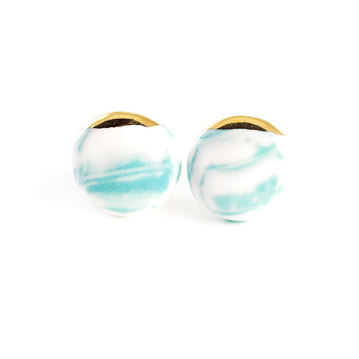 Cecolors Earrings Turquoise Kollidea Accessories