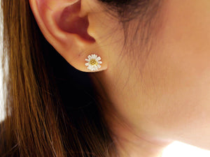 Ellie Flower Earring