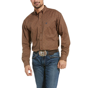 Ariat Omega Classic Fit Button Up Shirt