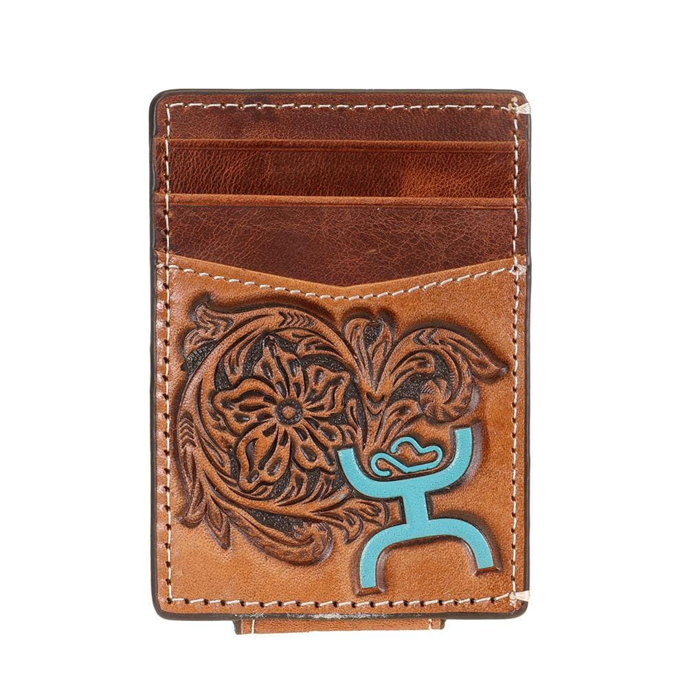 Hooey Money Clip Wallet