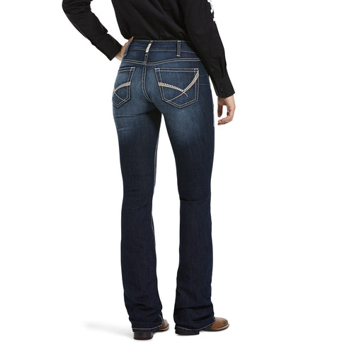 Ariat Women's Real Cleo Bootcut Jean