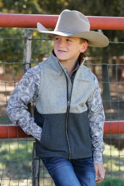 Cinch Boy's Bonded Vest