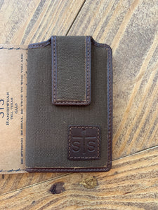STS Foreman Money Clio Wallet