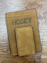 Load image into Gallery viewer, Hooey Blue Logo Money Clip