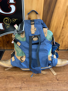 Hooey MULE DENIM BACKPACK