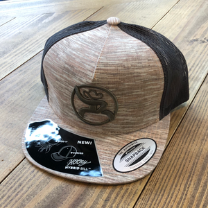 Hooey Roughy Tan Trucker Hat