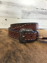 Load image into Gallery viewer, Hooey Marbled/Laced Belt