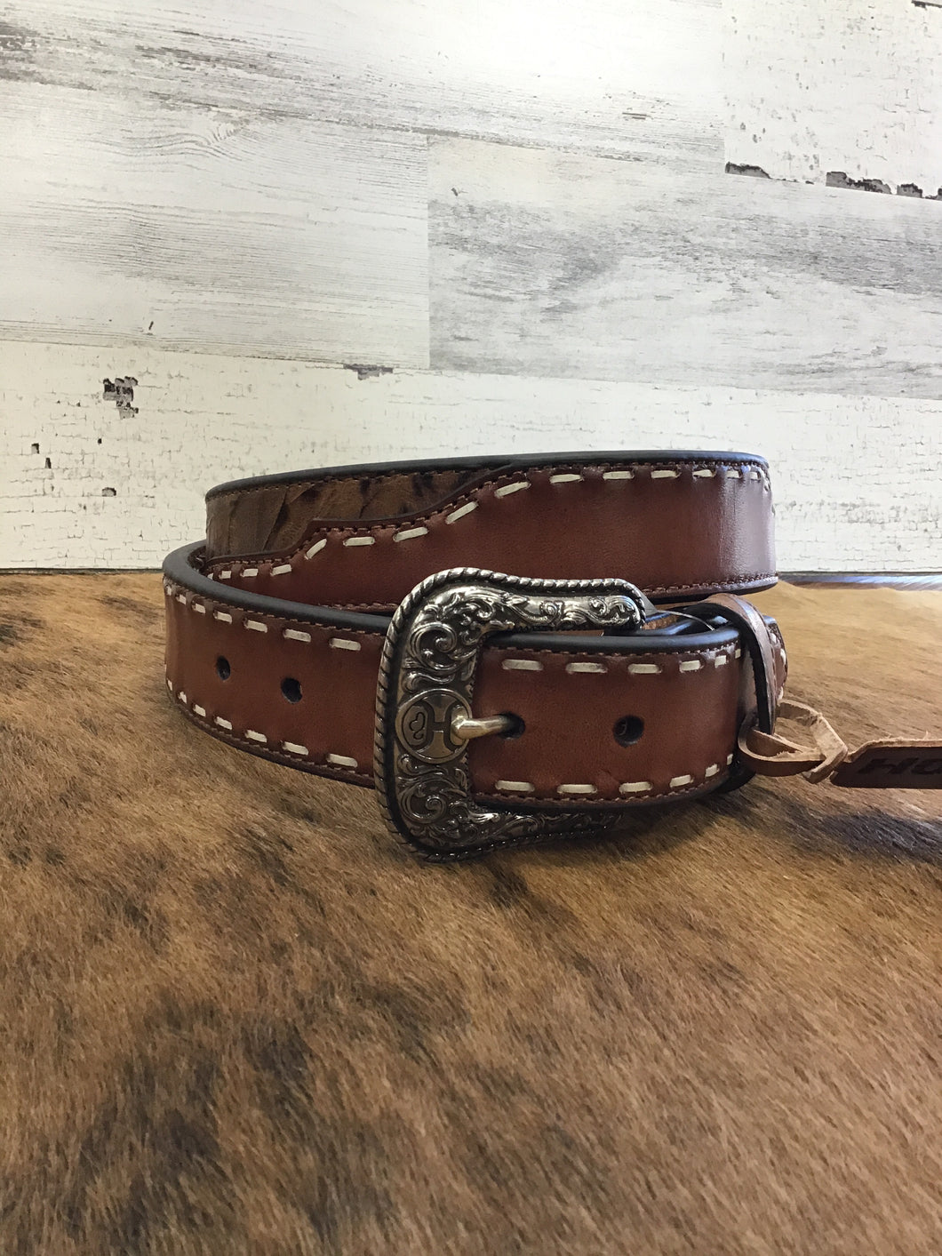 Hooey Marbled/Laced Belt