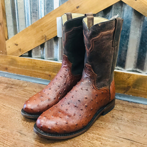 Stetson Puncher Exotic Boot