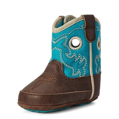 Teal Ariat Lil' Stompers