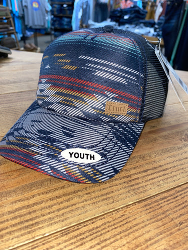 CINCH AZTEC YOUTH CAP