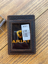 Load image into Gallery viewer, ARIAT MONEY CLIP WALLET