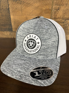 ARIAT ROUNDPATCH CAP
