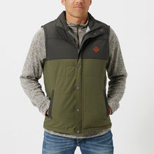 Load image into Gallery viewer, Cinch Canvas Puffer Vest