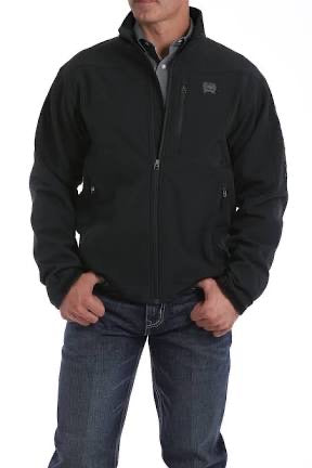 Cinch Black Jacket