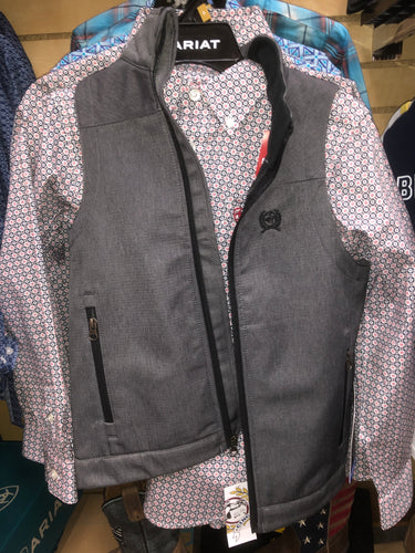 Cinch Zip-up vest