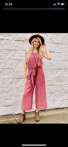 The Summer Time Jumpsuit