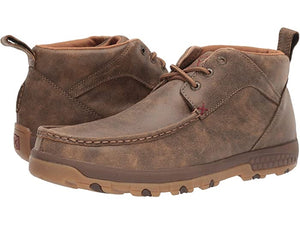 Mens Chukka Shoes with CellStretch