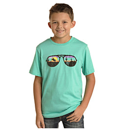 Boy's Dale Brisby Tee