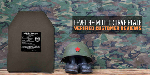LEVEL 3+ MULTI CURVE PLATE HARDWIRE LLC REVIEW