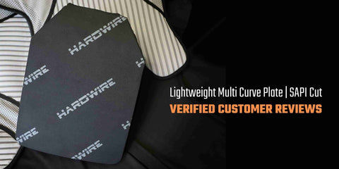 Lightweight multi curve plate hardwire llc review