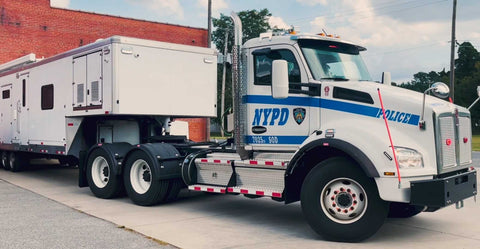 Hardwire Armored Command Center for NYPD