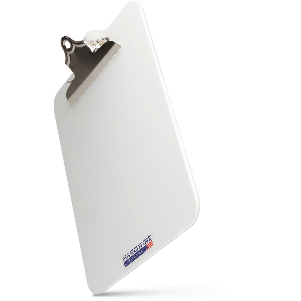 Bulletproof Clipboard Level 3A - Dry Erase - Hardwire LLC