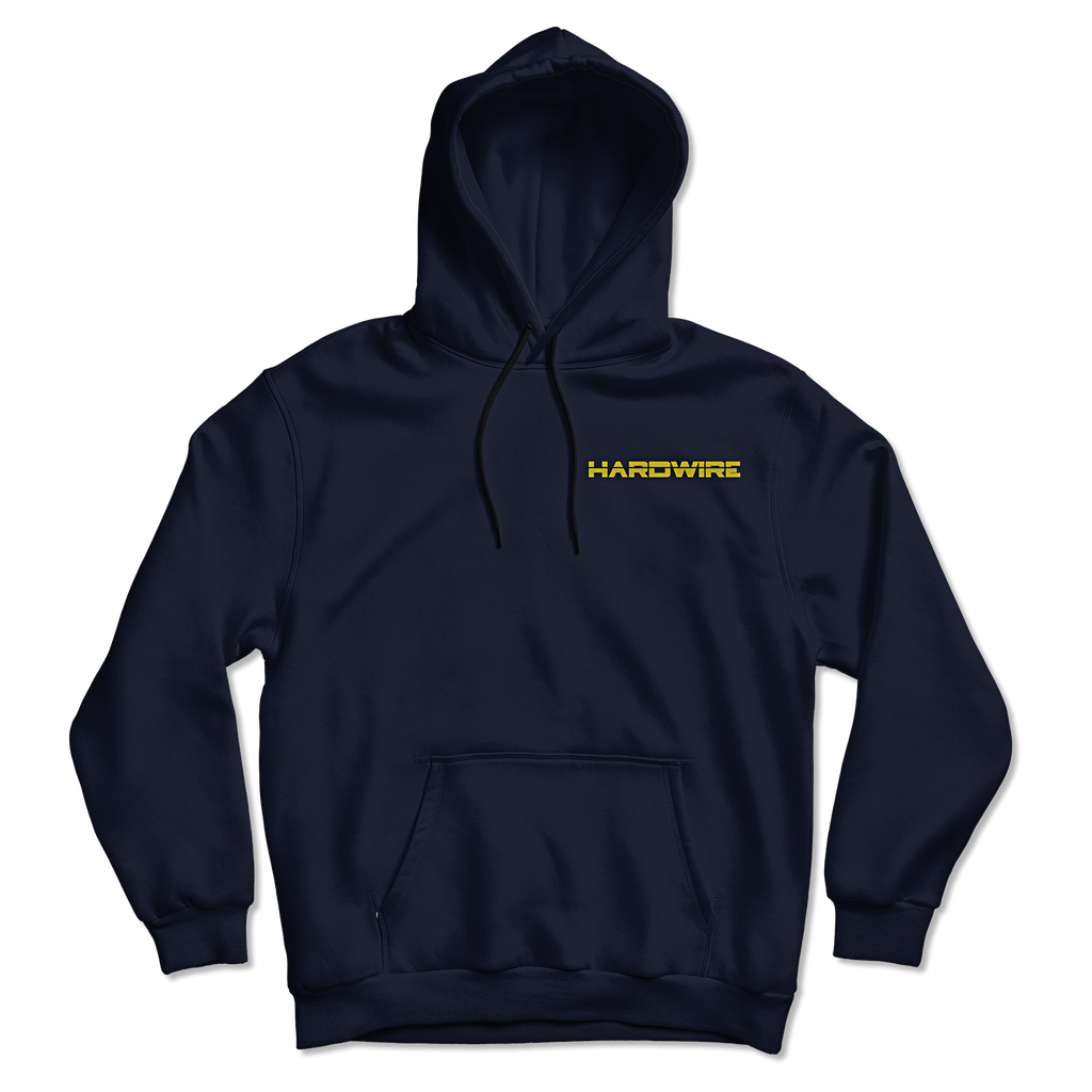 "HARDWIRE ""STIFFNESS COUNTS"" SWEATSHIRT"