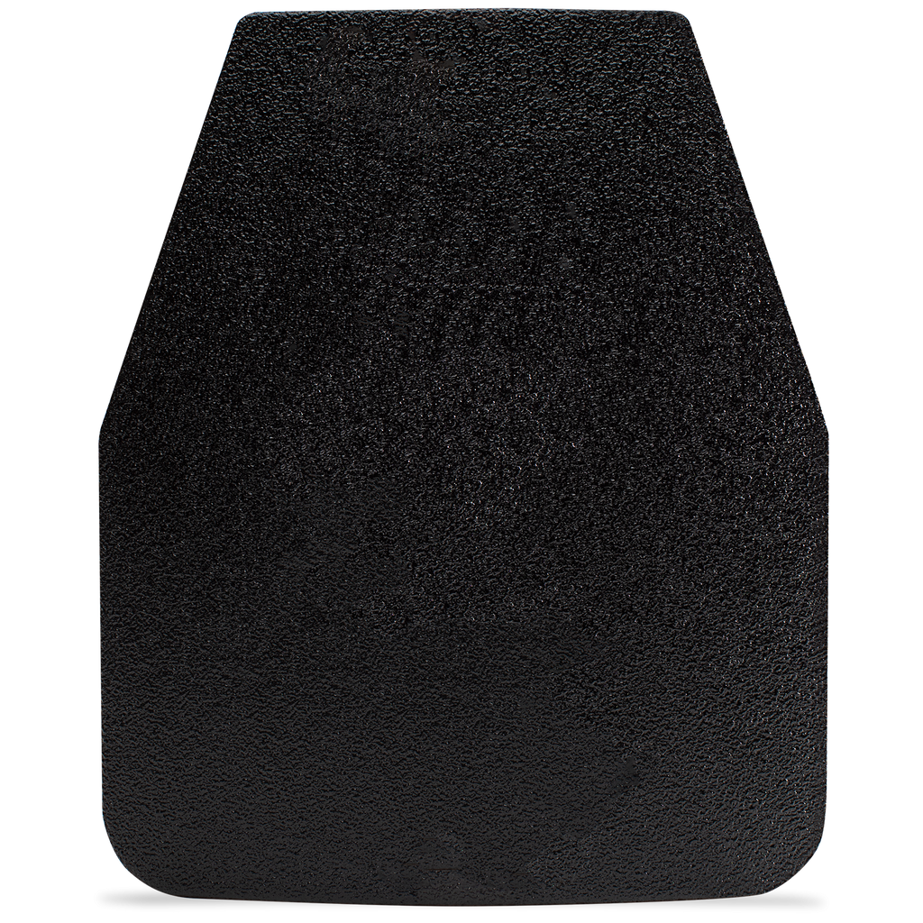 front of hard body armor lightweight single curve plate