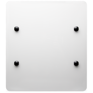 Bulletproof Whiteboard Shield Level 3 - Hardwire LLC