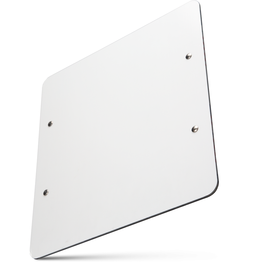 Bulletproof Whiteboard Shield Level 3A - Hardwire LLC