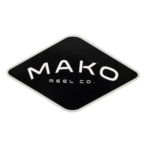 Mako Reel Co. Vinyl Decals