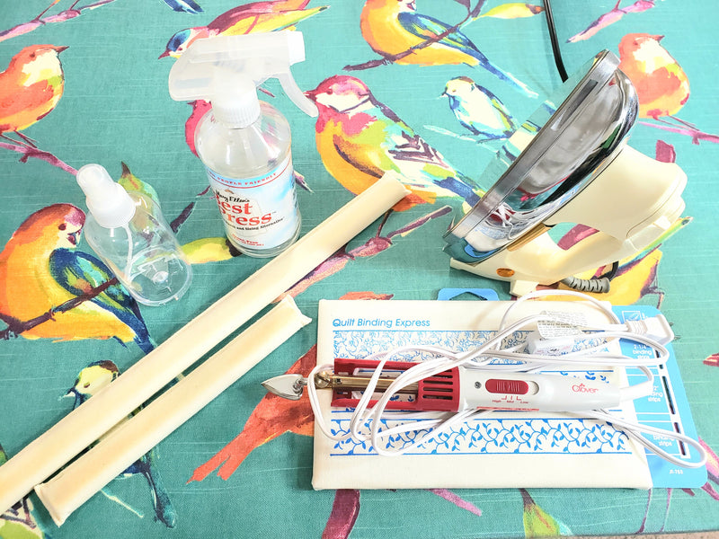 Ironing & Pressing Tips for Successful Piecing