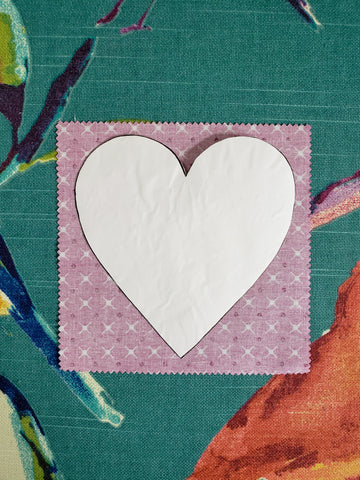 Freezer Paper Applique Simone Quilts