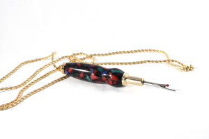 Confetti Necklace Seam Ripper