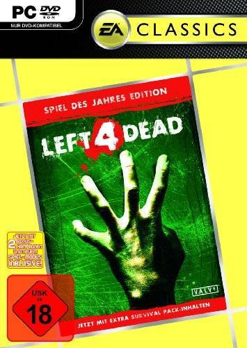 Left 4 Dead Game Of The Year Edition (Classics) - PC Games
