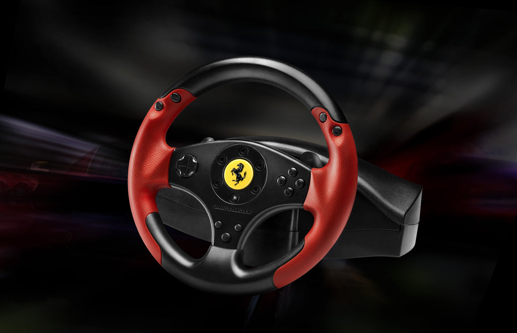 Thrustmaster Ferrari Racing Wheel Red Legend (PS3, PC) - PS3
